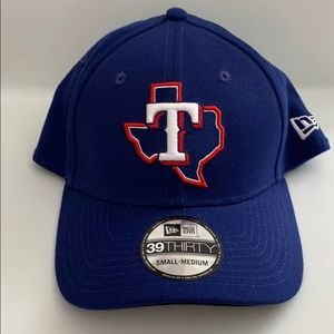 New Era Texas Rangers Hat New